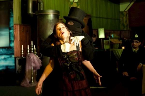 Fassen Sie den berüchigen Jack the Ripper!