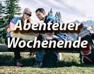 Action-Abenteuer-Wochenende