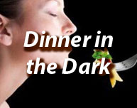Dinner in the Dark als Geschenkidee