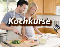 Kochkurse für Gourmets