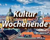 Kultur-Wochenende - Fremde Städte erobern