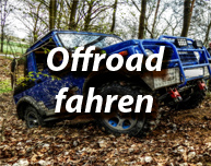 Offroad fahren