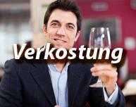 Verkostung -Wein, Whisky, Bier