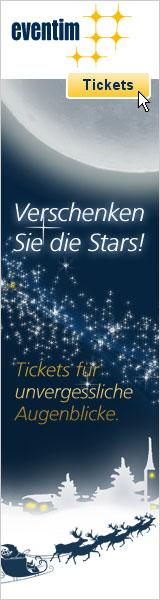 Eintrittskarten als Geschenkidee