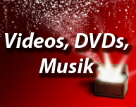 Videos, DVDs, Blue Ray, Musik